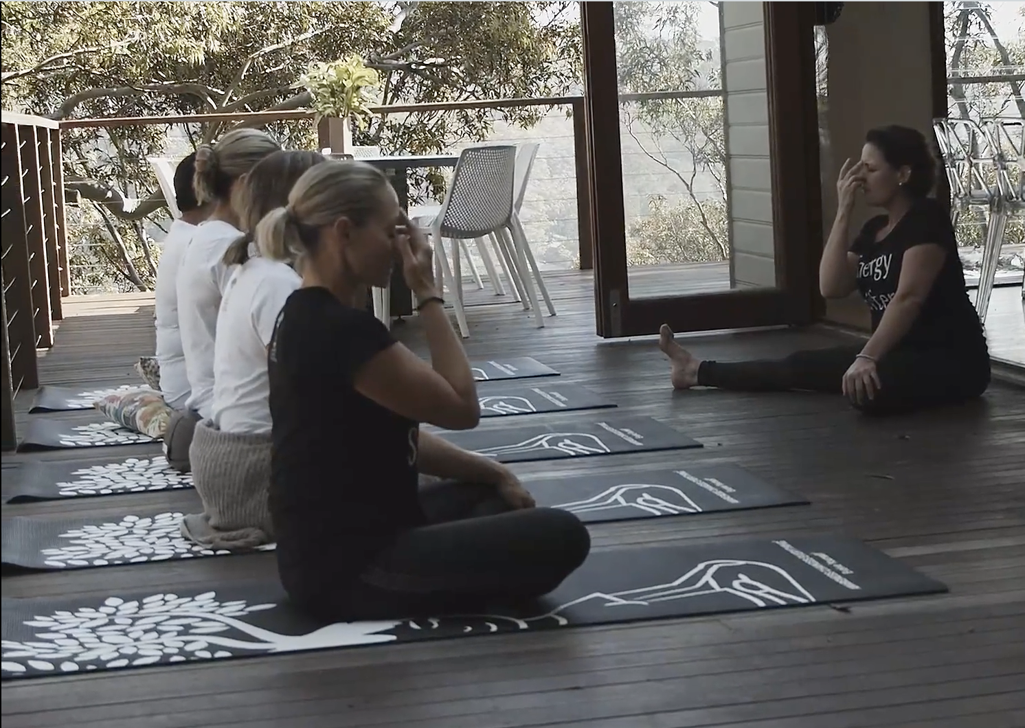 Evolve Yourself Institute® International Day of Yoga